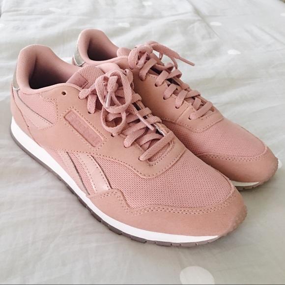 Reebok Shoes   Reebok Blush Pink Shoes
